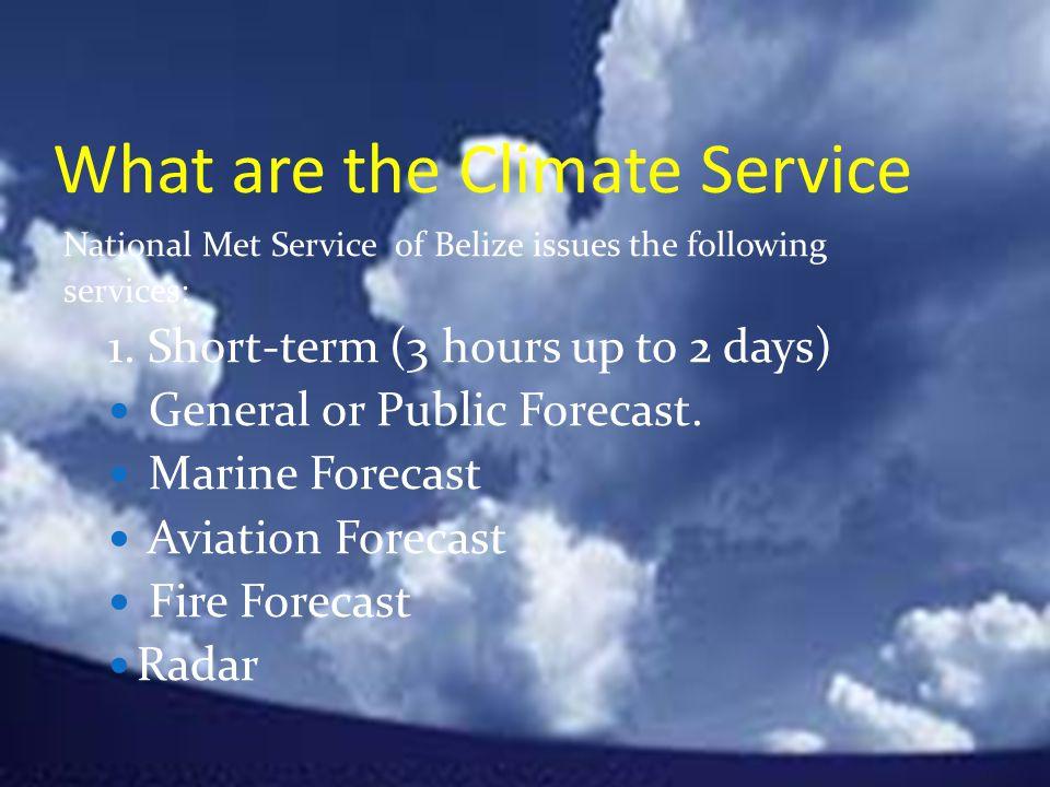 Meteorological Instruments Network