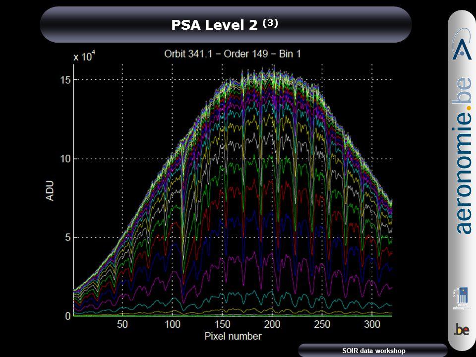 SOIR data workshop PSA Level 2 (3)