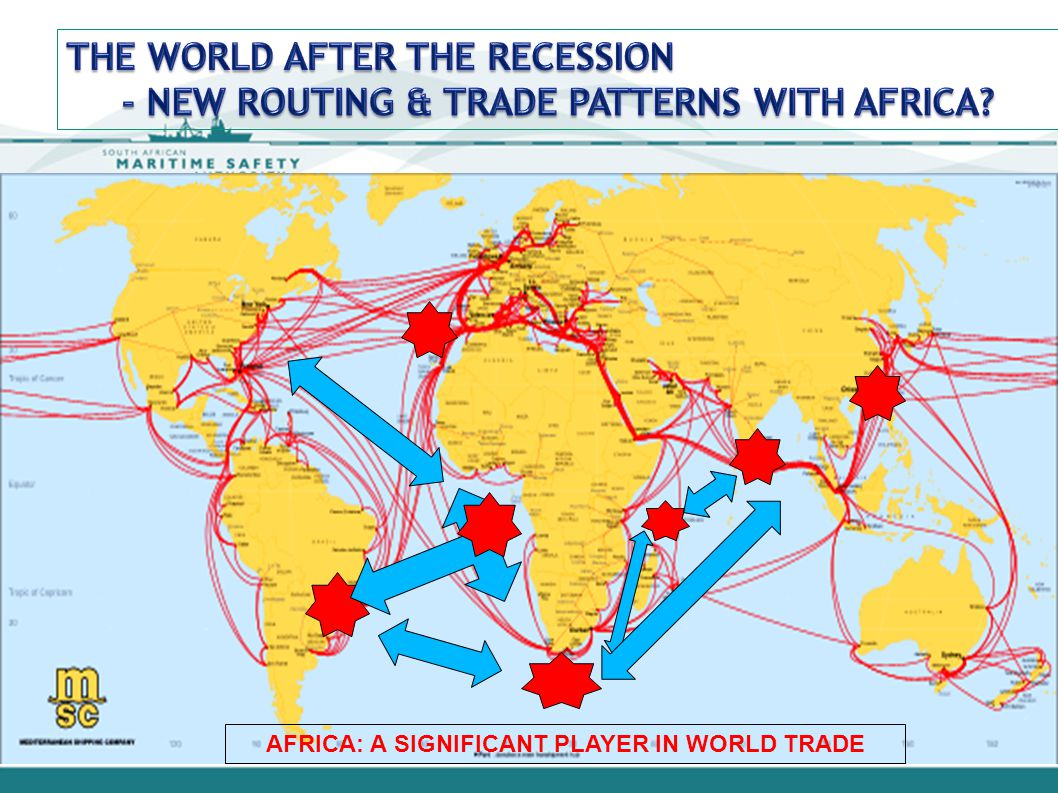 STRATEGIC RESPONSES HOW DOES AFRICA LEVERAGE THE POTENTIAL BENEFITS ARISING OUT OF THE MARITIME TRDADE ACTIVITIES IN THE CONTINENT AND ON ITS COAST THE NEED FOR AFRICAS OWN CAPACITY Indigenous tonnage ownership is possible Article 3(1) of the African Maritime Transport Charter defines the objectives of the Charter To declare, articulate and implement harmonised maritime transport policies capable of promoting sustained growth and development of African Merchant Fleets......