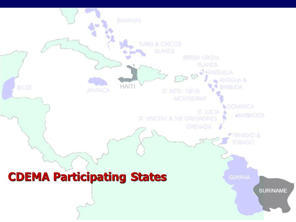 4 CDEMA Participating States