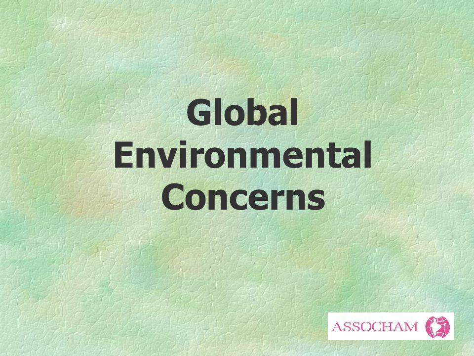 Global Environmental Concerns