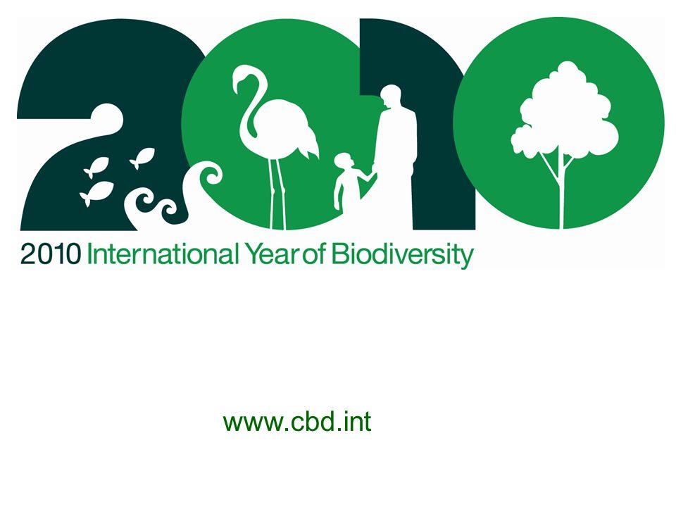 www.cbd.int