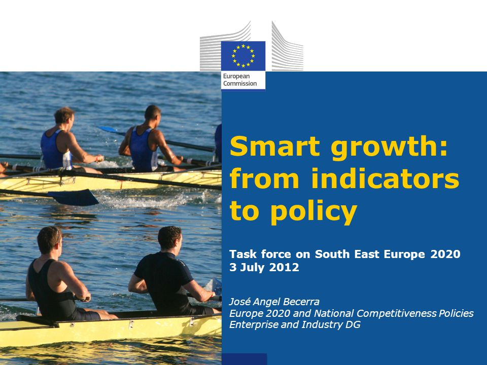 Objectives, indicators, policy Objectives: Indicators to describe the competitive performance of the MS Policy recommendations to improve performance Two forums for policy messages: Country-specific recommendations of the European Semester (May) Report on Member States competitiveness performance and policies (September)