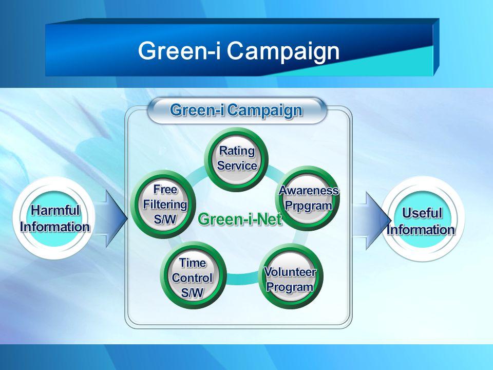 Green-i Campaign