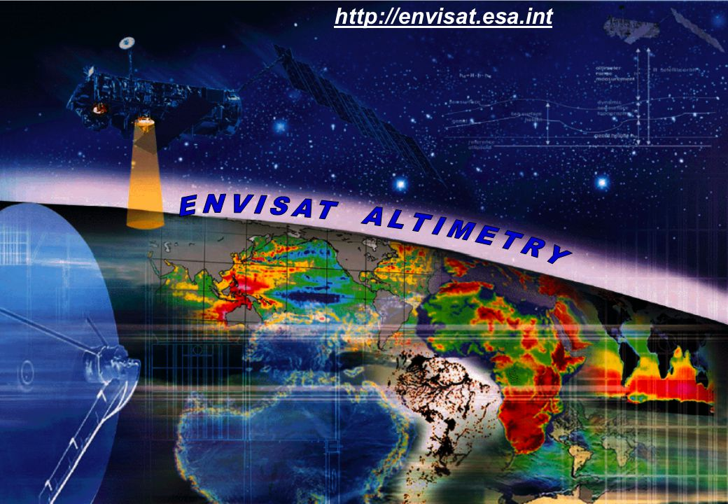 6th Plenary Meeting (#17)RA-2/MWR Cross-Cal & Val Team, ESRIN 25-27/03/0331 http://envisat.esa.int