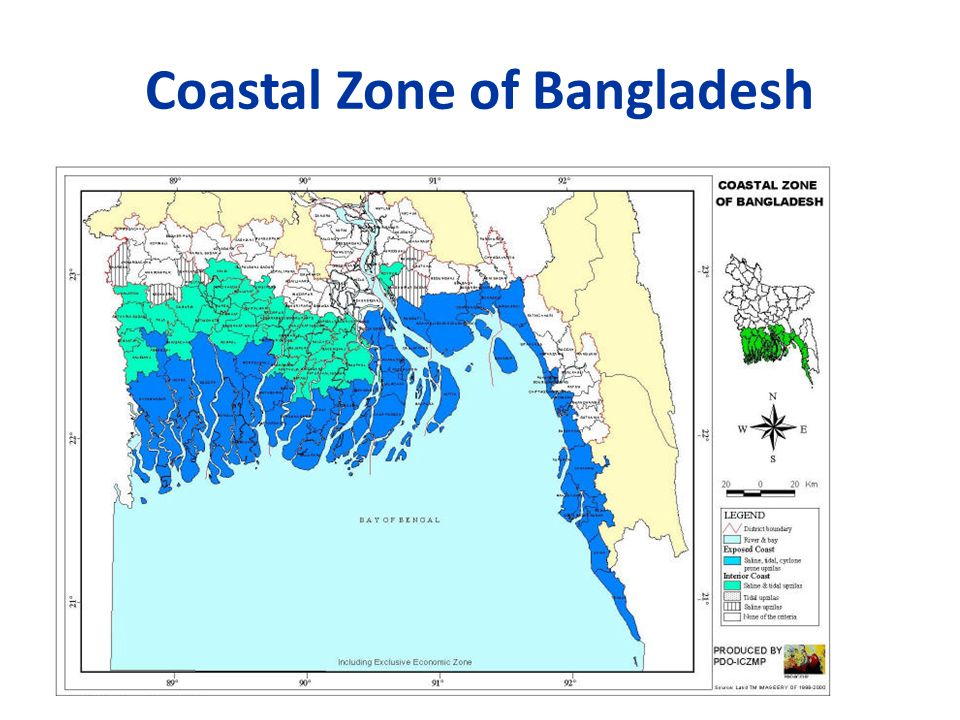 The Bay of Bengal Enclosed Sea 15