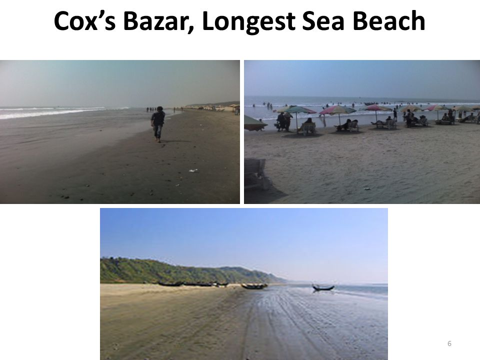 Cox's Bazar, Longest Sea Beach 6