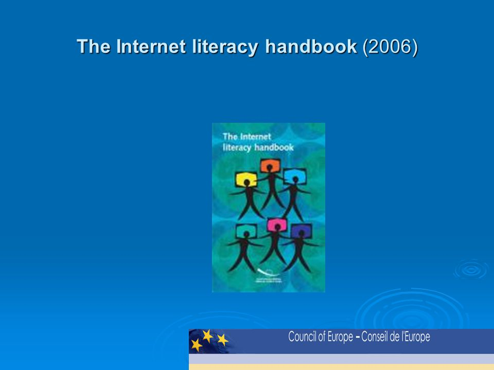 The Internet literacy handbook (2006)