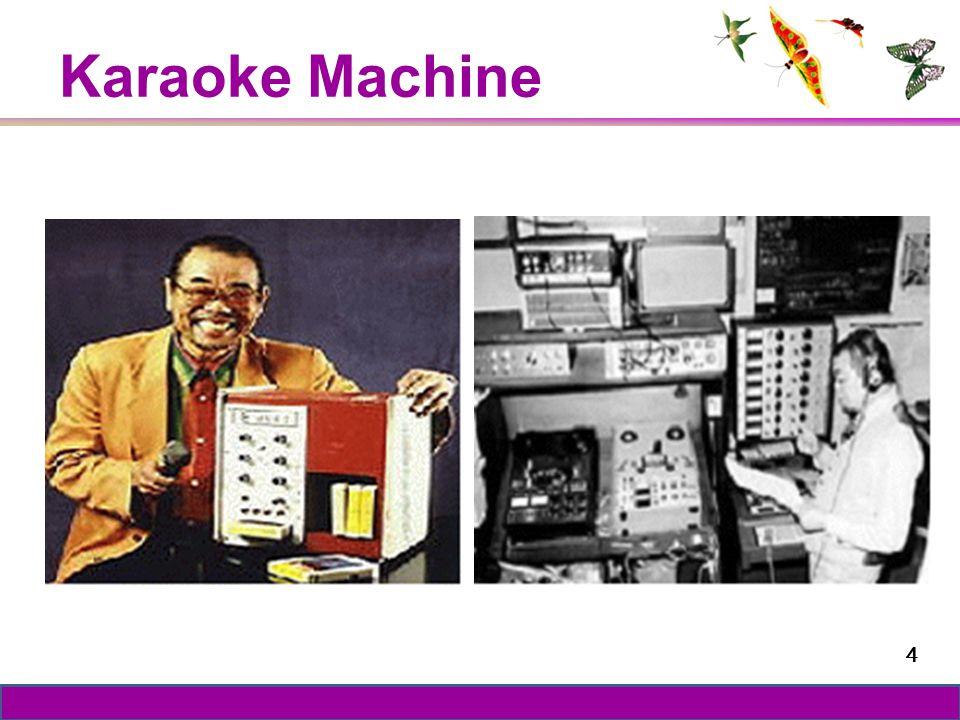 Karaoke Machine 4