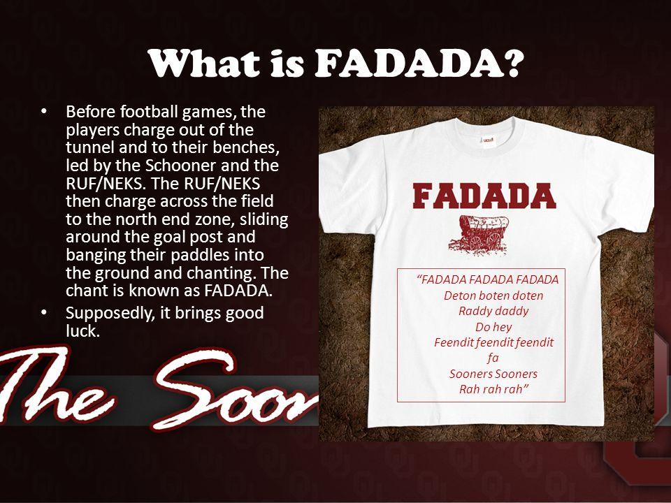 What is FADADA.