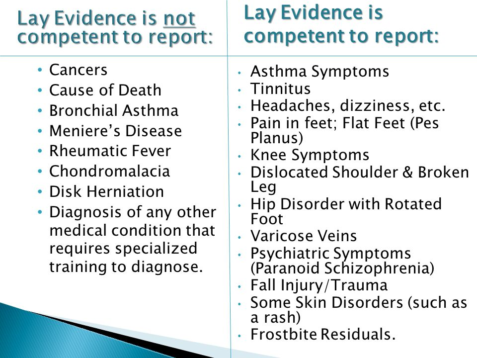  What is lay evidence? – Any written or verbal evidence from someone who does not have expertise in a relevant profession, such as medical or legal t
