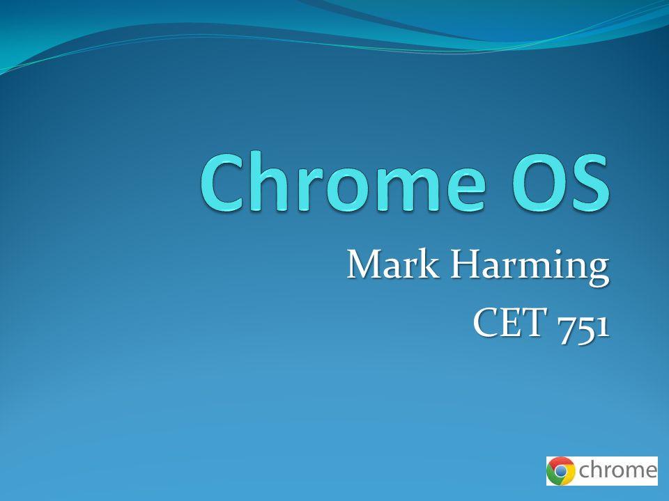 Mark Harming CET 751