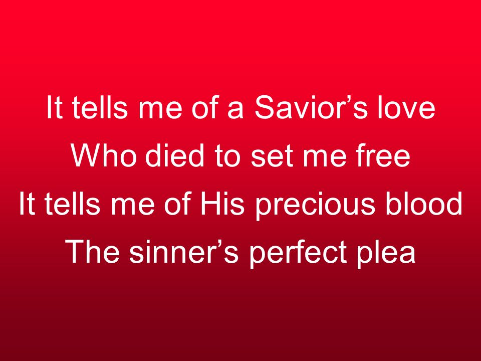 Oh, how I love Jesus Oh, how I love Jesus Oh, how I love Jesus Because He first loved me