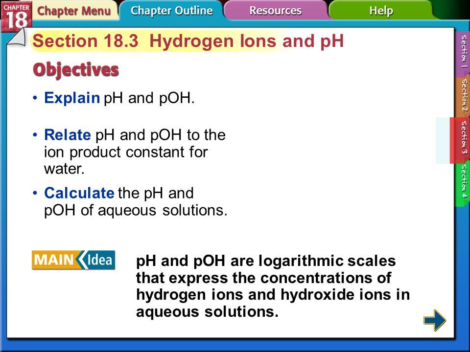 Dissociation Constants: Weak Acids