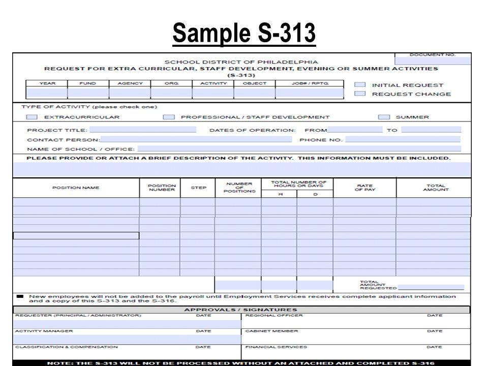 Sample S-313
