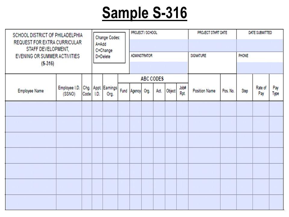 Sample S-316
