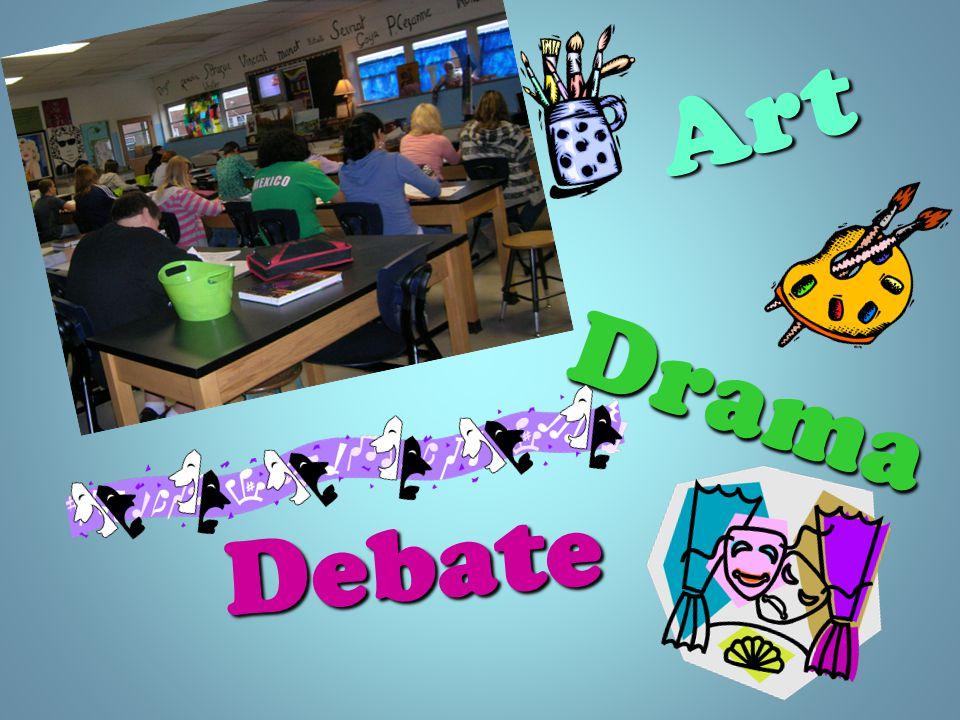 Art Drama Debate