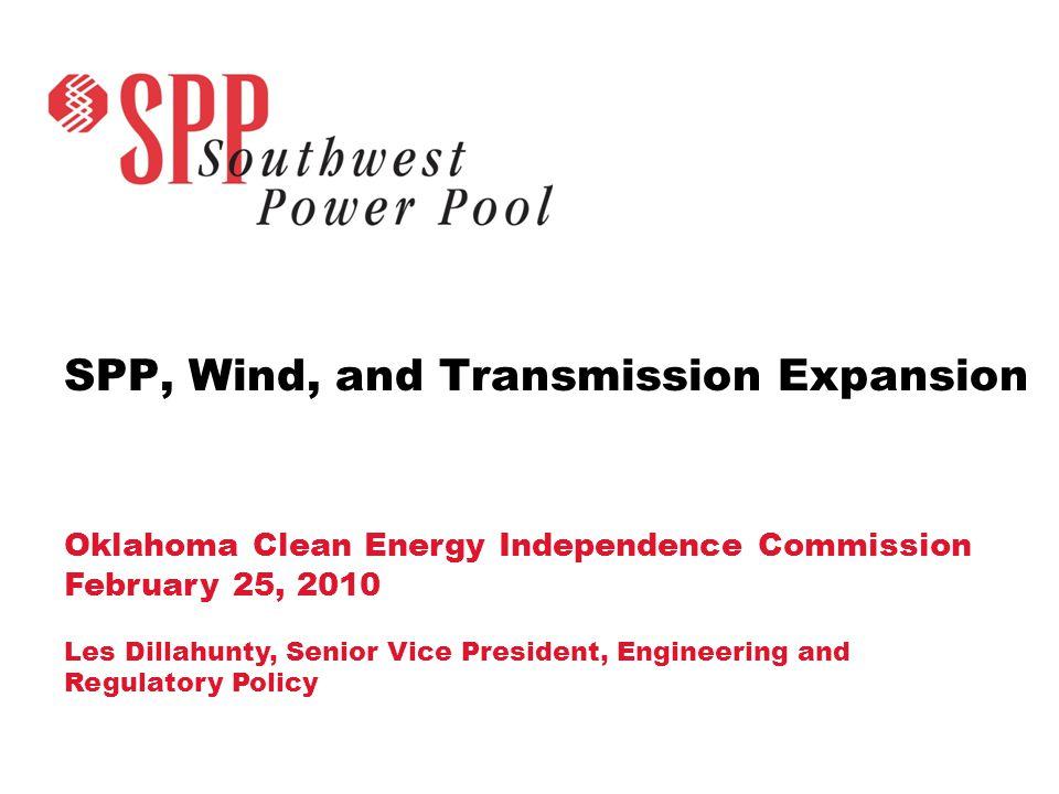 SPP.org 43 Transmission Service