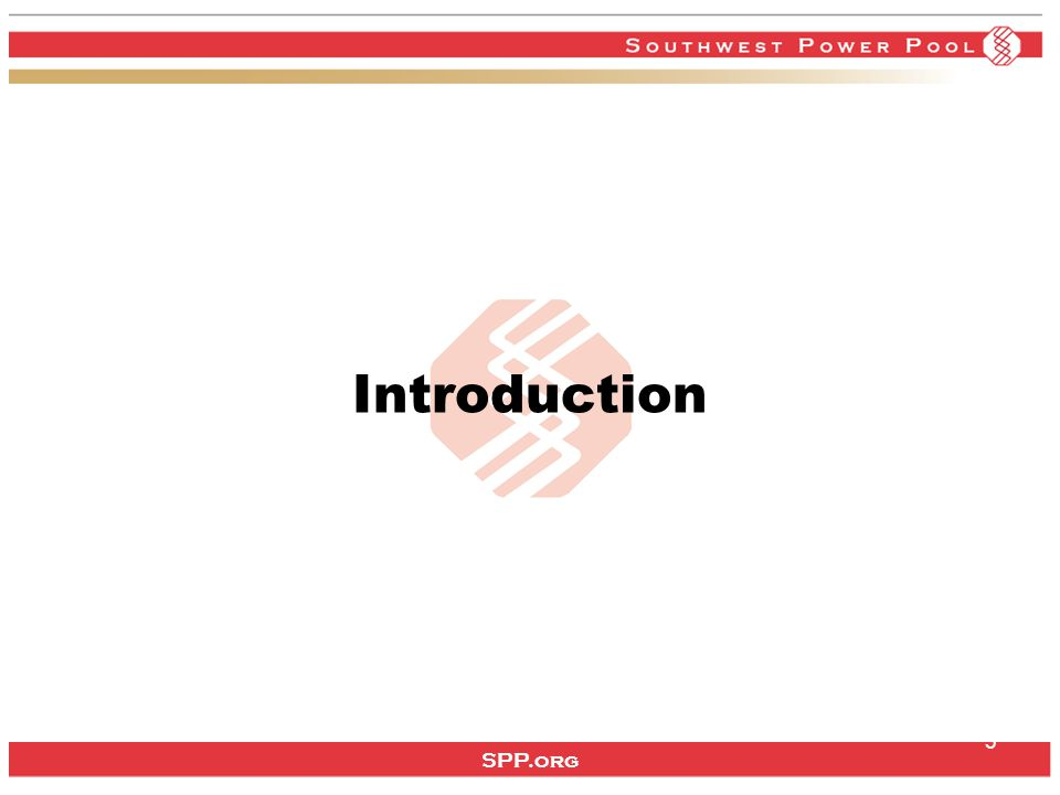 SPP.org 3 Introduction