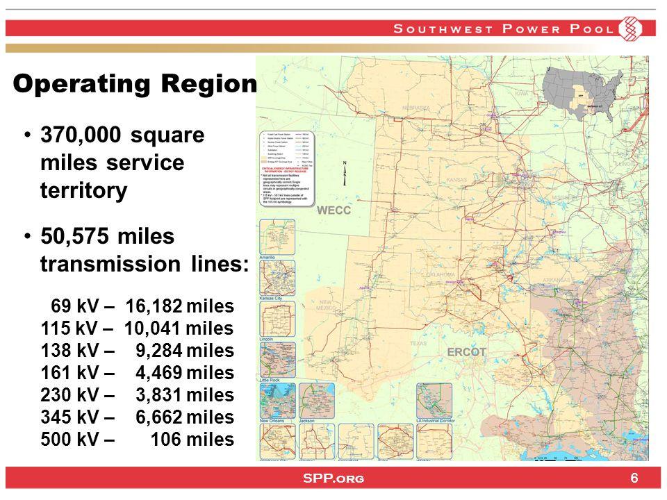 SPP.org 47 SPP Pricing Zone Information 47