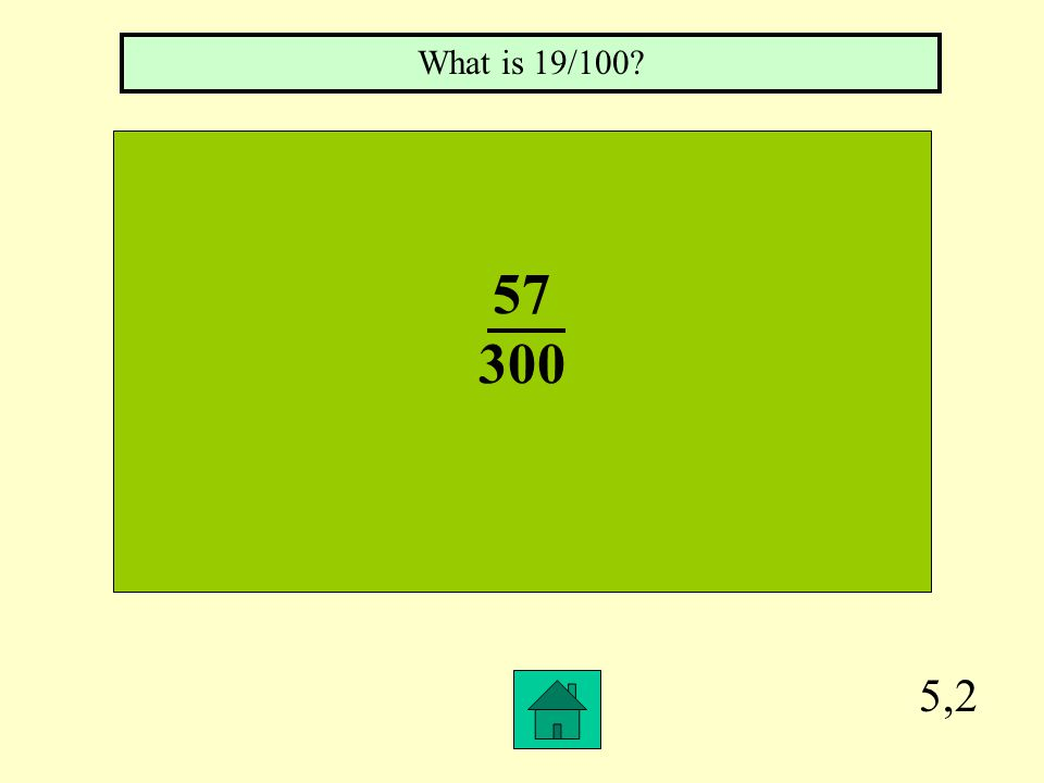 5,1 1365 2 x What is x= 10 =
