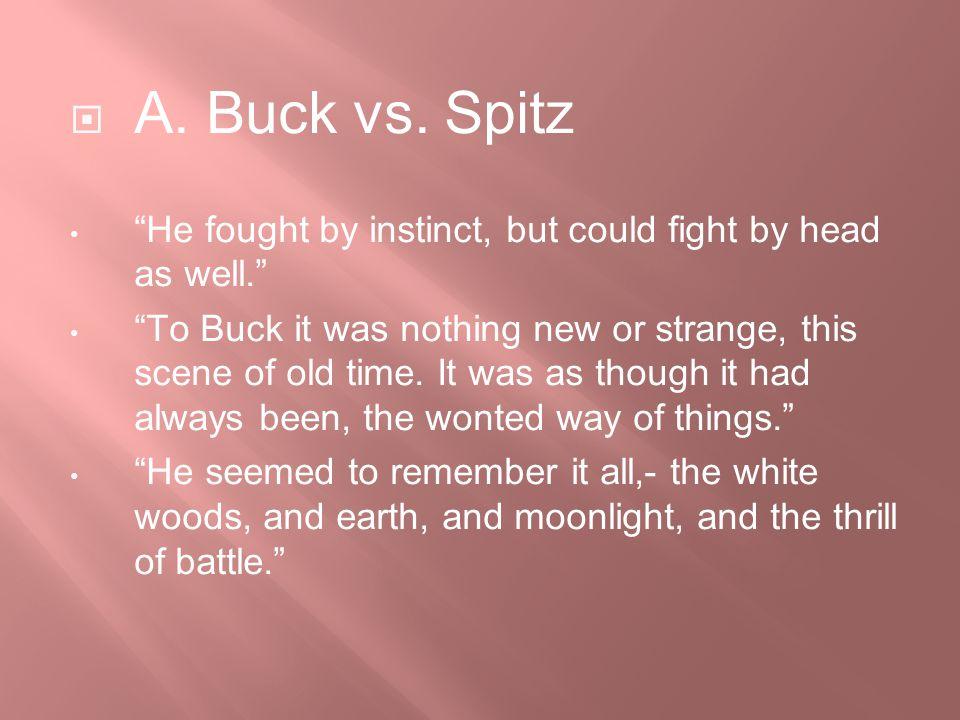  A. Buck vs.