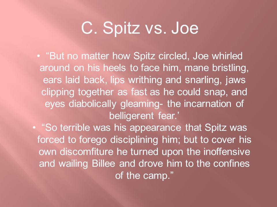 C. Spitz vs.
