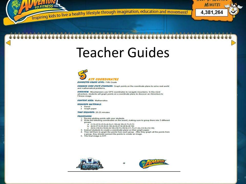 Teacher Guides