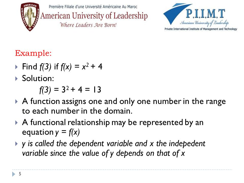 Power Functions, Polynomials, and Rational Functions ExplanationExample Polynomial Since all of the variables have integer exponents that are positive this is a polynomial.