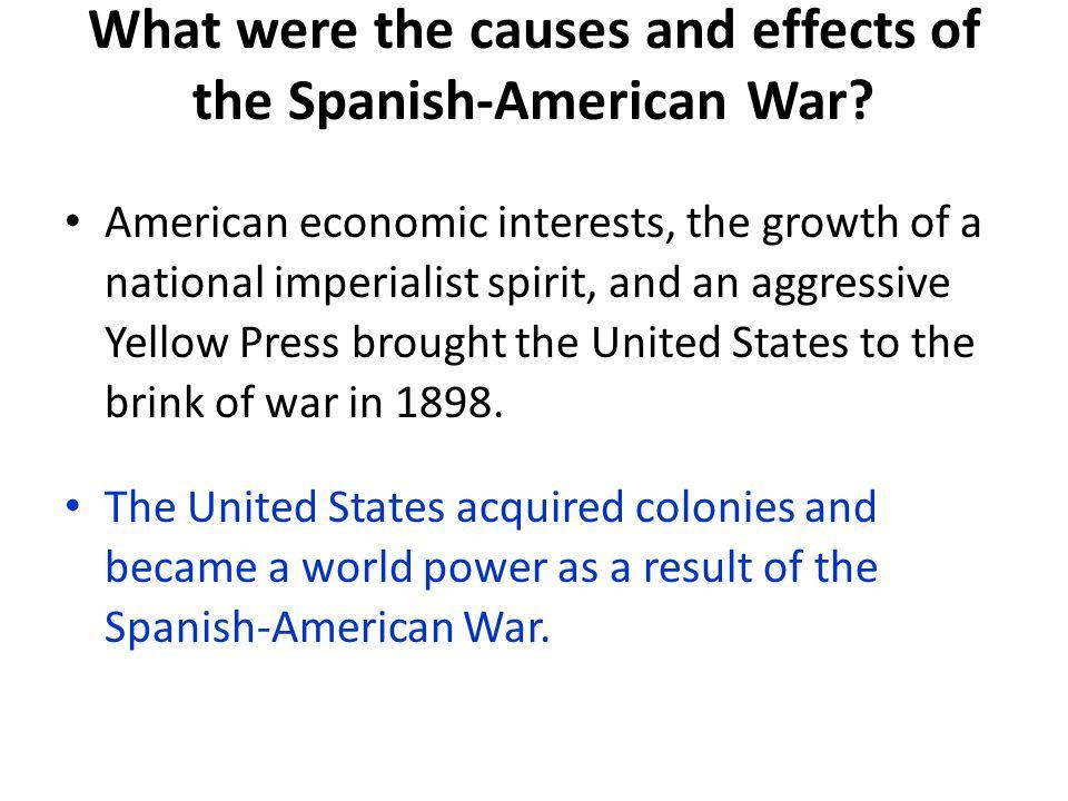 In 1897, Spain was in decline as an imperialist power.