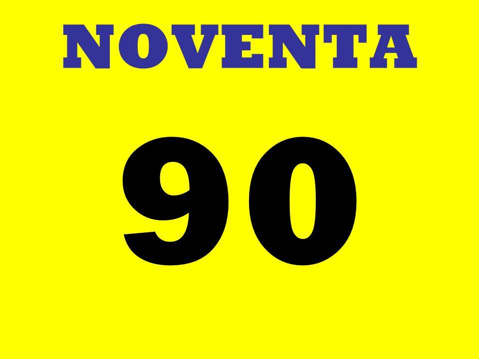 NOVENTA 90