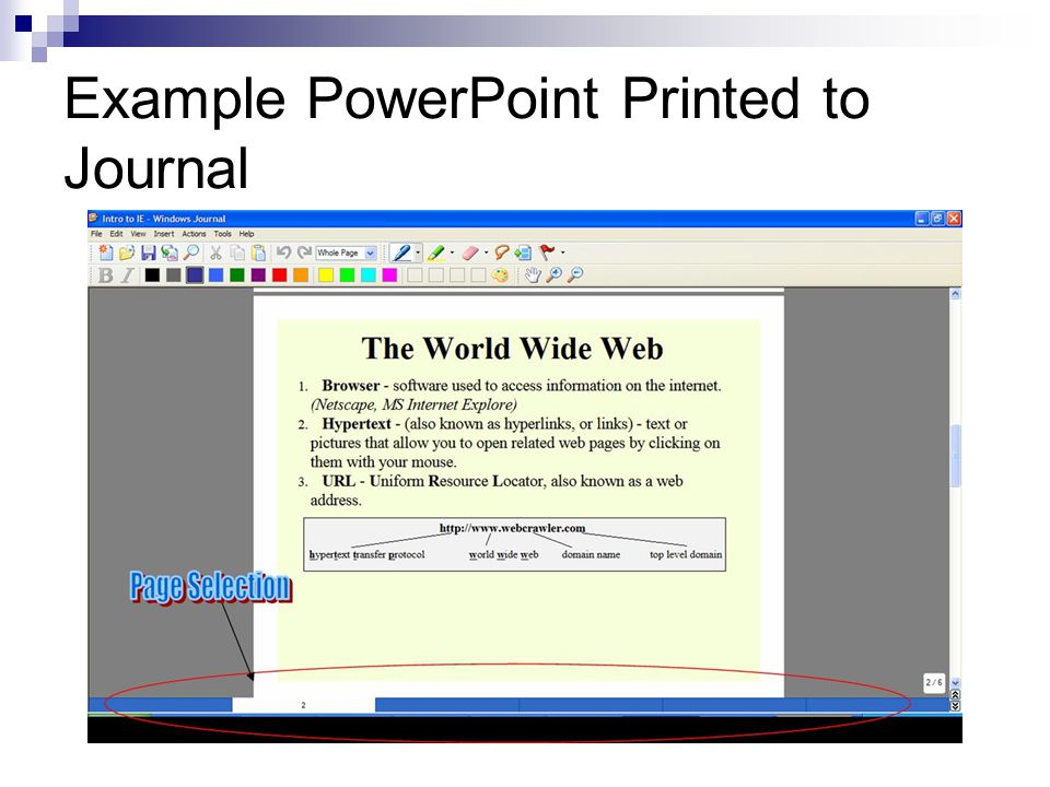 Using Documents in One Note Copy and Paste Office documents into OneNote for easy note taking Handwrite notes, draw diagrams during a presentation to review later