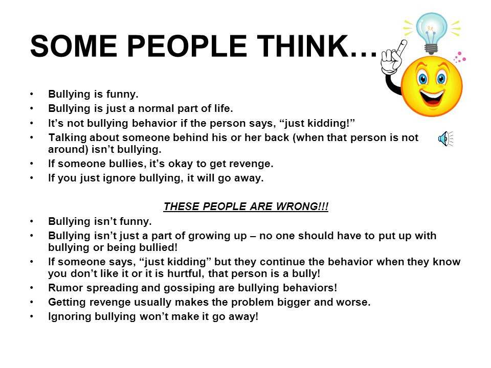 WHAT IS BULLYING??.