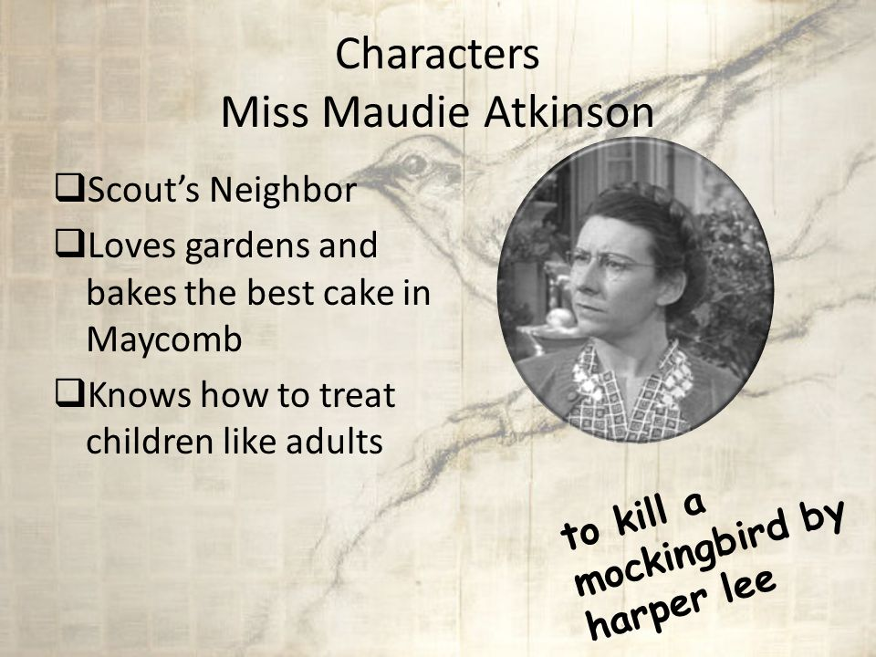 Characters Mayella Ewell  The oldest child of Bob Ewell  Shy  Lonely to kill a mockingbird by harper lee