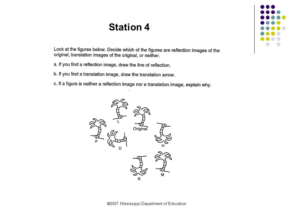  2007 Mississippi Department of Education Station 4