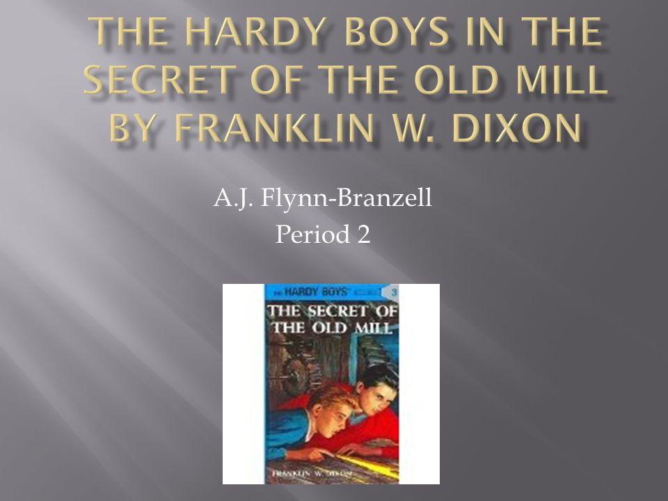 A.J. Flynn-Branzell Period 2