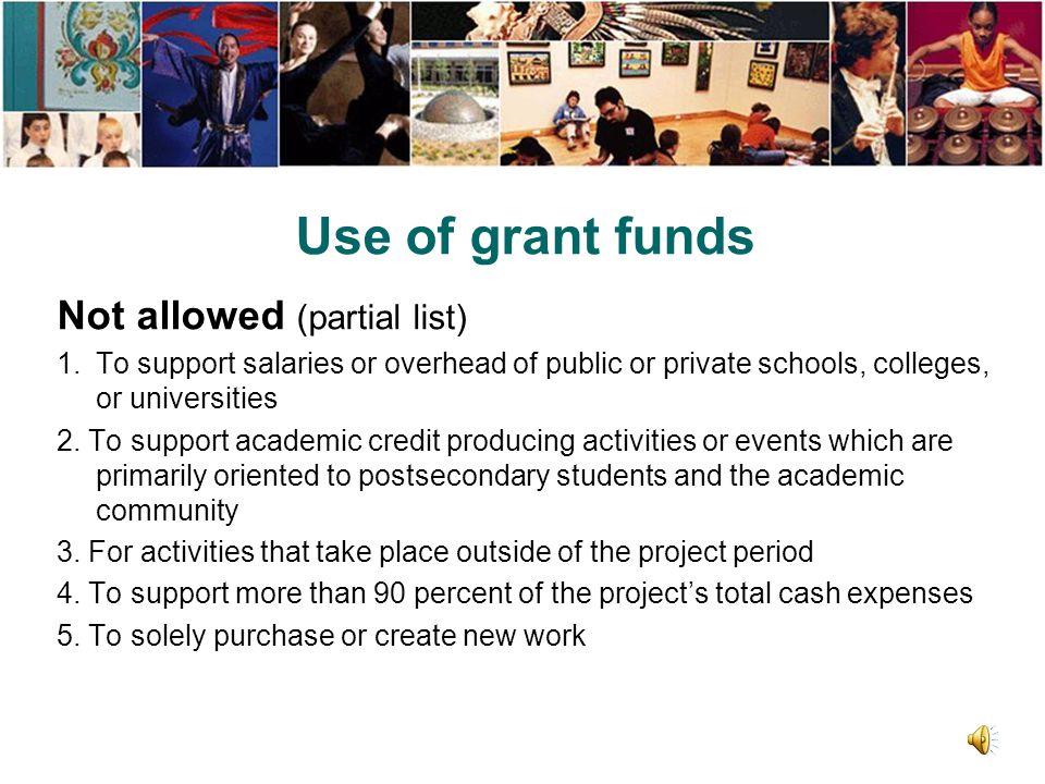 Project outcomes form (continued) Publicity statement Applicant project outcomes Outcome evaluation Arts Board program outcomes 16