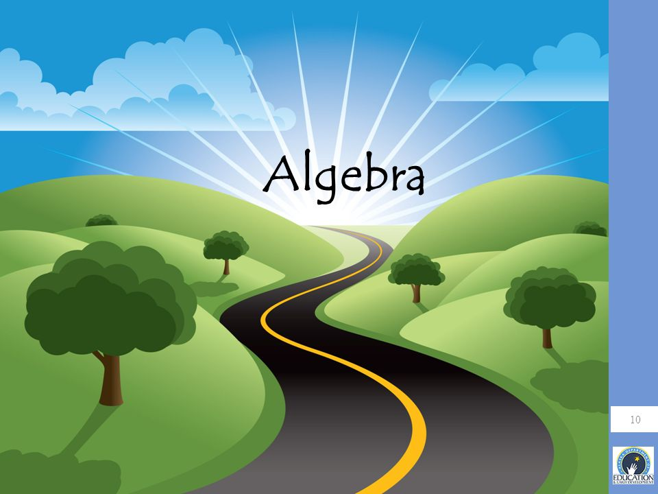 10 Algebra
