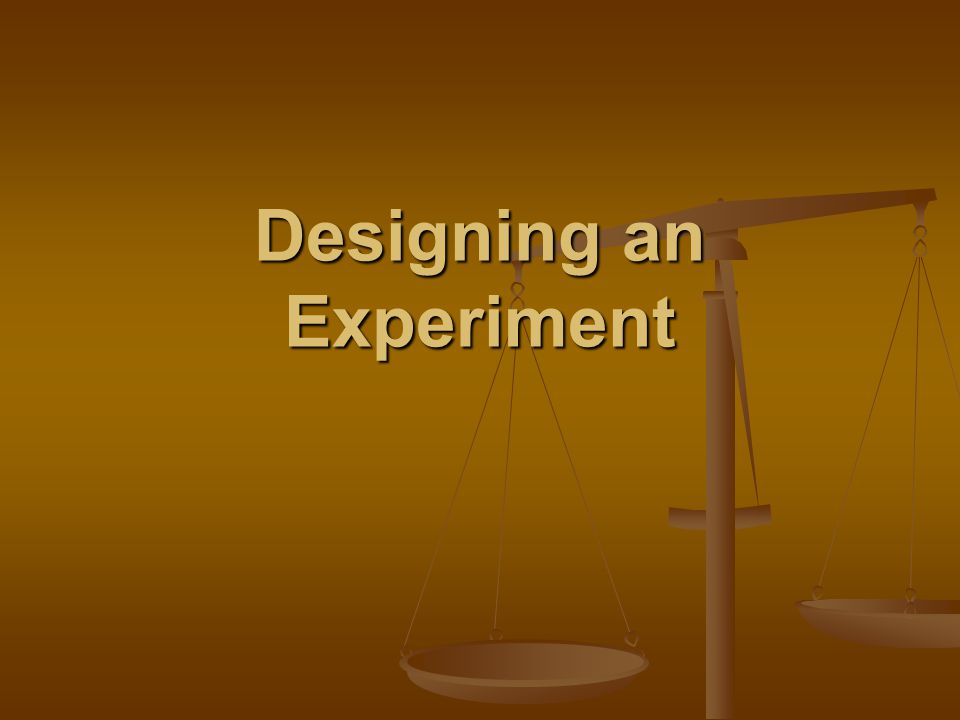 Why do scientists assume that experimental results can be reproduced.