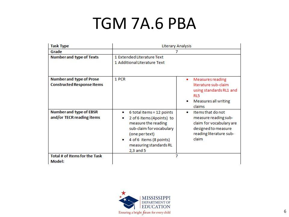 TGM 7A.6 PBA 6