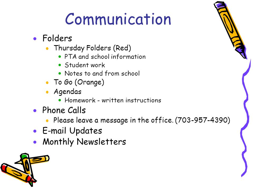Communication  E-mail - do NOT use for emergencies  Melissa.romich@lcps.org  Website  http://cmsweb2.lcps.org/64872071716176243 /site/default.asp http://cmsweb2.lcps.org/64872071716176243 /site/default.asp  Upcoming Events  Nine Week Plans  Newsletters  Homework Assignments  Classroom Schedule  Grading Policy  Curriculum Web Sites