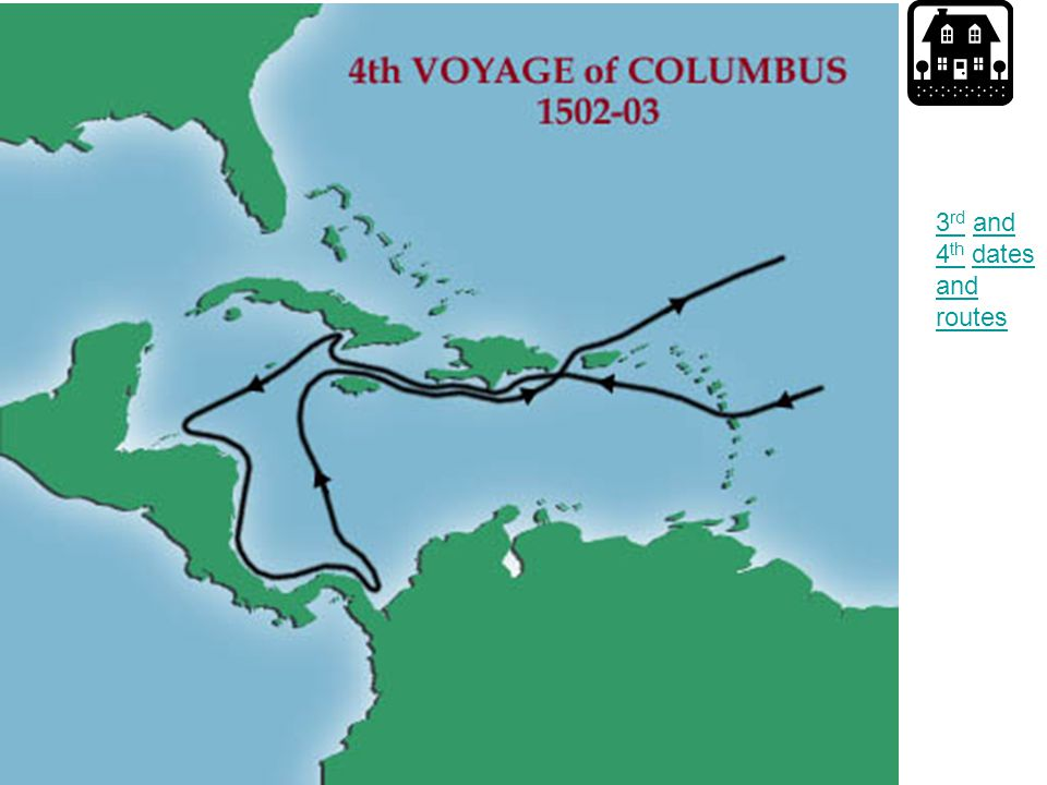 Death *November 1504 Columbus Went back to Spain and he was very ill.