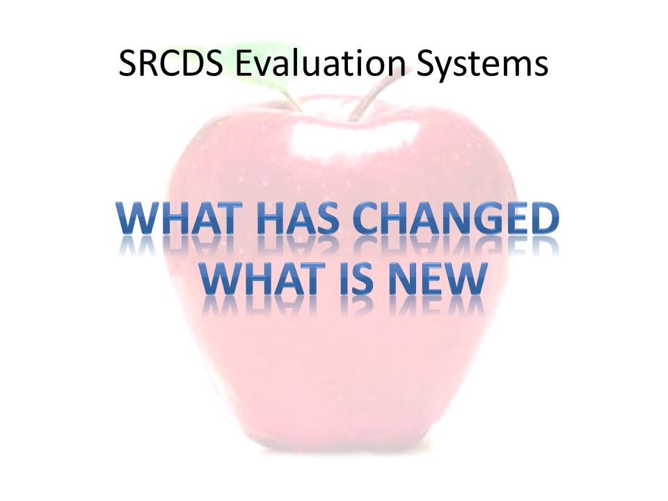 SRCDS Evaluation Systems