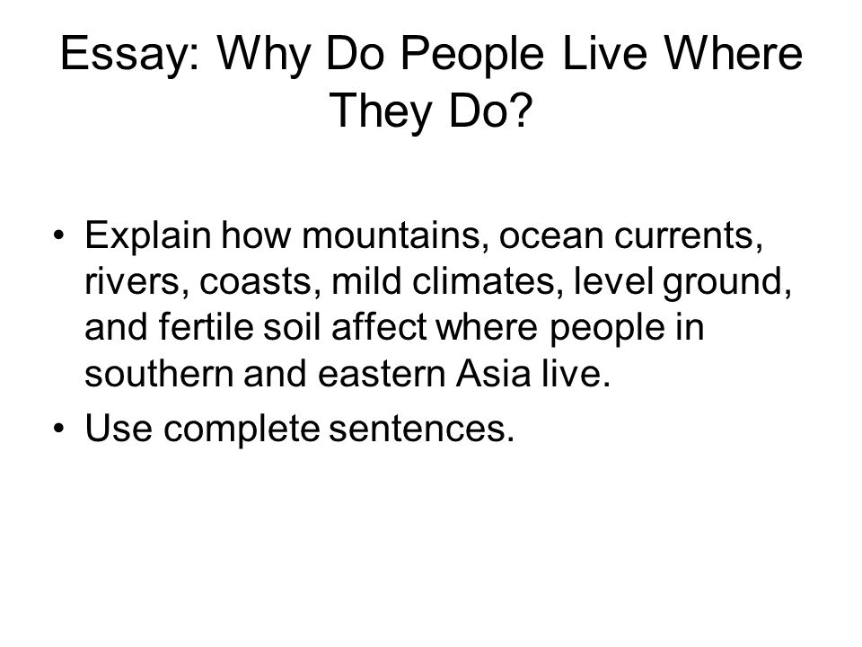 why do people lie essay