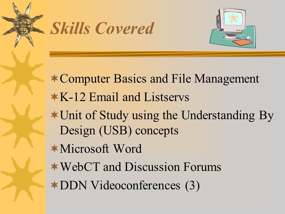 Computing Skills  The TTL Academy is intended primarily for classroom teachers who are interested in effectively integrating technology into the teaching and learning process in ways that create more engaged learning opportunities for their students.
