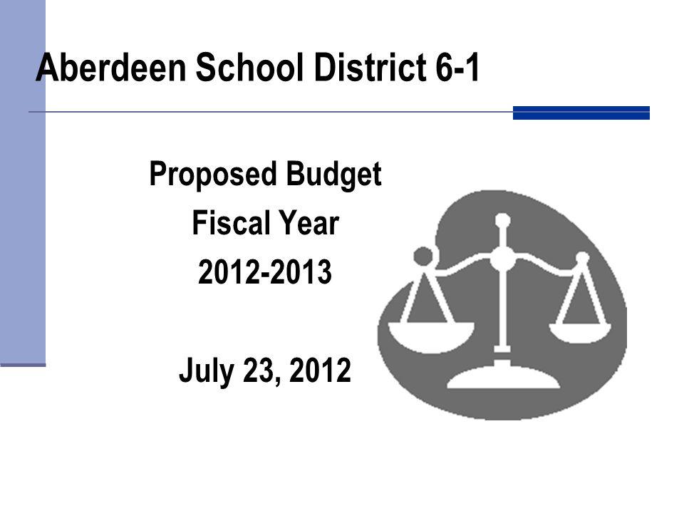 PensionArena Debt Service Local$527,333$45,000$1,611,101 Total$527,333$45,000$1,611,101 Aberdeen School District 6-1 Other Funds – Revenue FY 2012-13