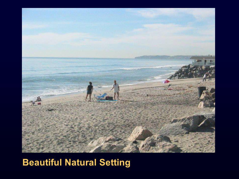 Beautiful Natural Setting
