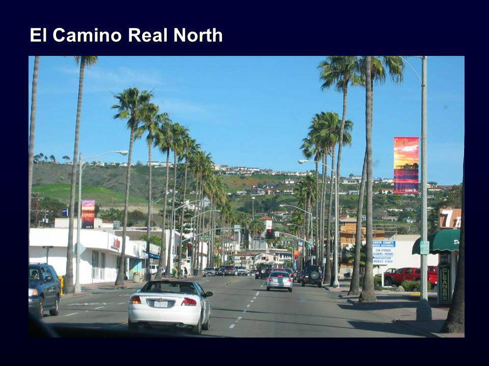 El Camino Real North