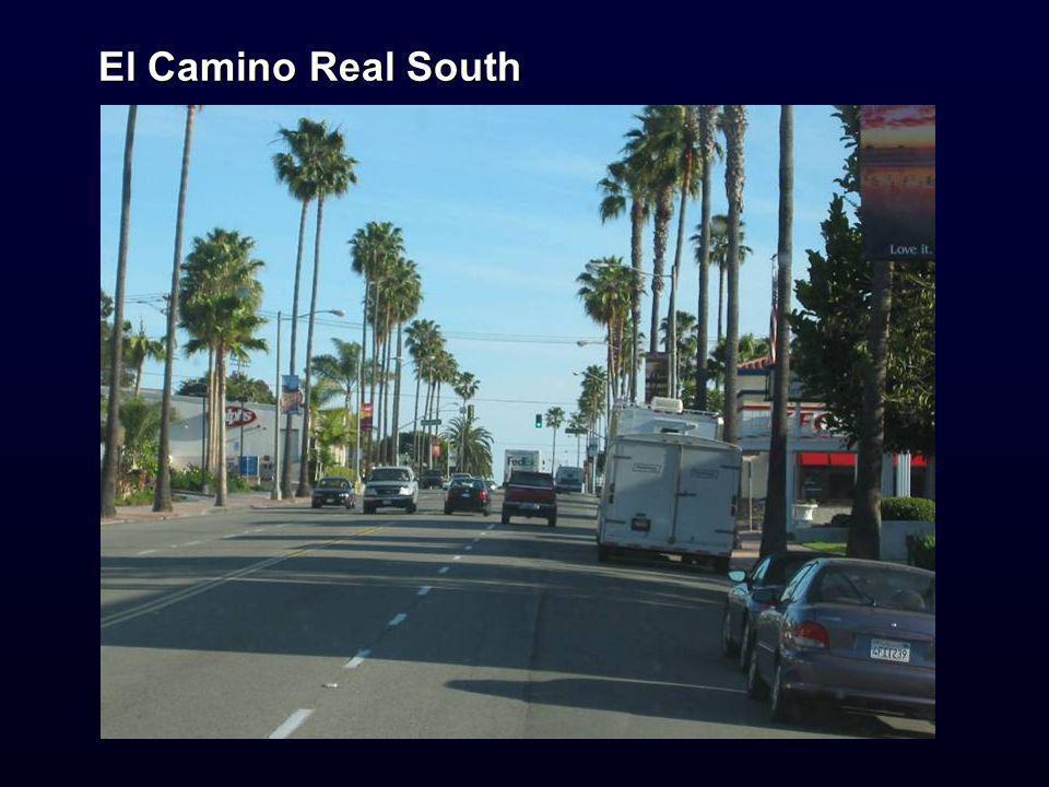 El Camino Real South