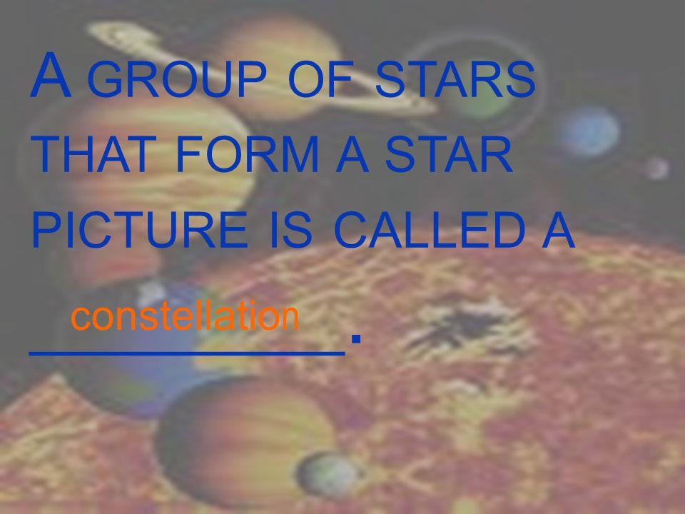____ ARE MUCH BIGGER THAN THE E ARTH. Stars
